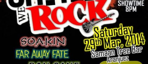 The Rock Show 2014